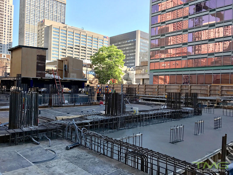 1 Yorkville construction 15 - July 2017