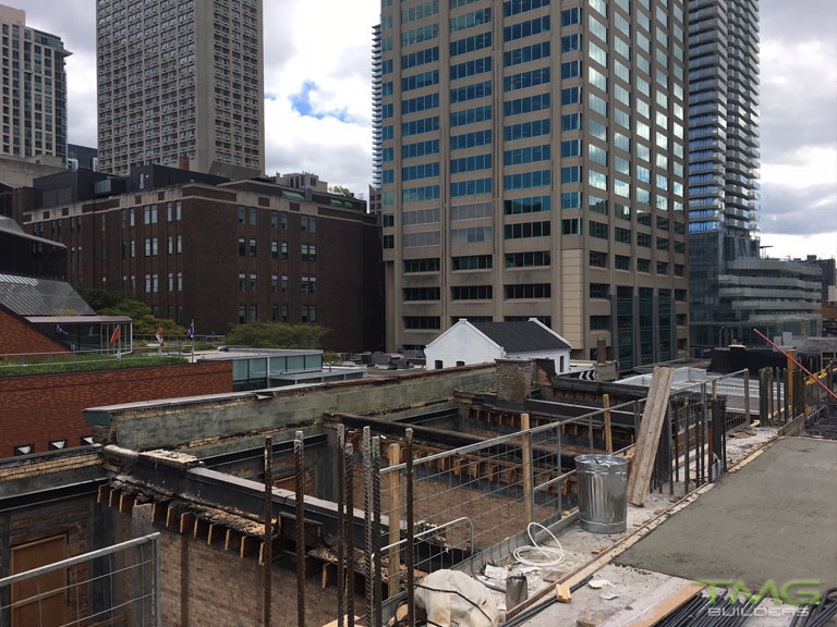 1 Yorkville construction 18 - October 2017
