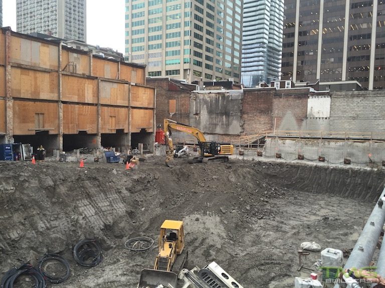 1 Yorkville construction 5 - July 2016