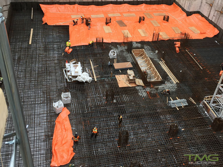 1 Yorkville construction 9 - January 2017