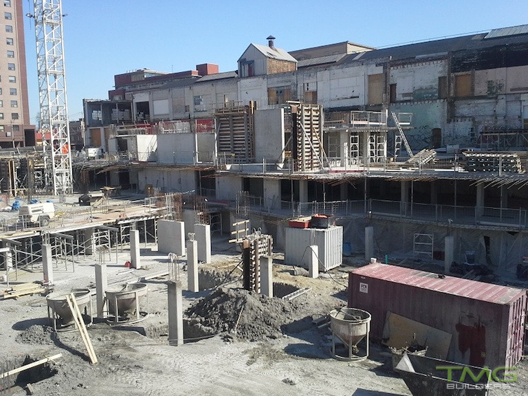 Fuse construction 2 - March 2015